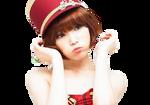 IU ( Lee Ji Eun ) _ Render _ PNG #35