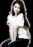 IU ( Lee Ji Eun ) _ Render _ PNG #41