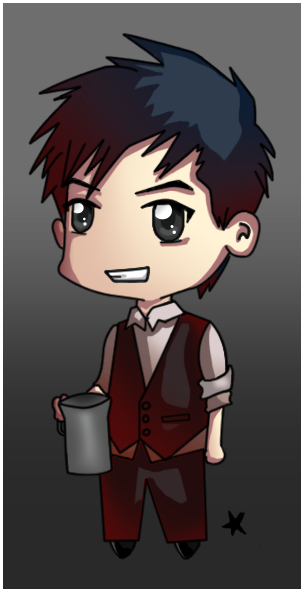 Chibi: May I Take Your Order? by Chareon