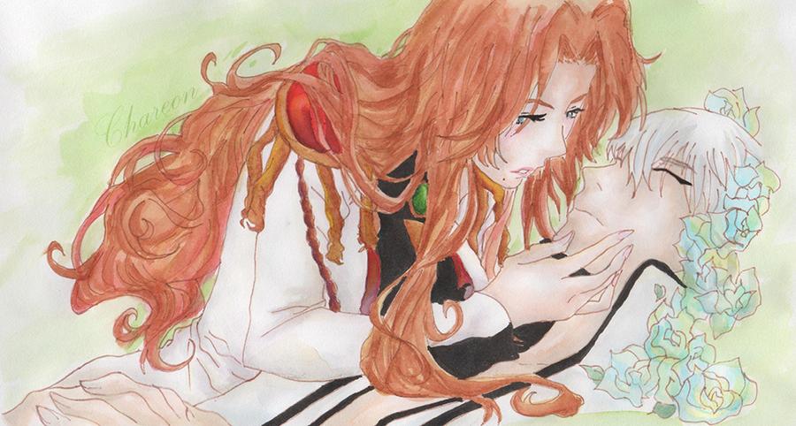 Gin x Rangiku: Goodbye, My Almost Lover by Chareon