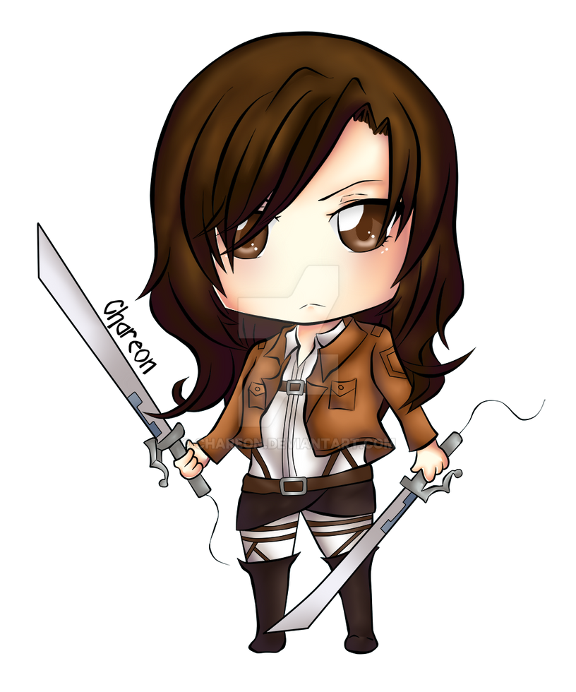 Chareon in SnK by Chareon