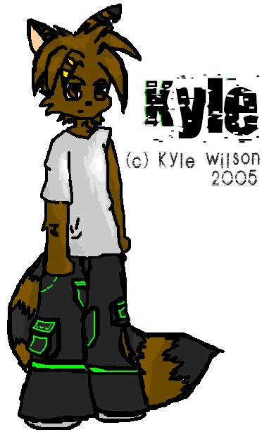 Kyle The Hedgehog