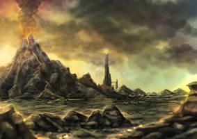 Mordor (Super Final High-res Variant) by Entar0178