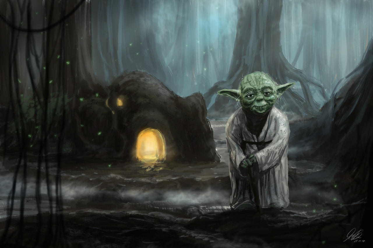 yoda wallpapers