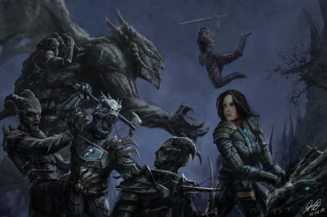 Epic Battle :) by Entar0178