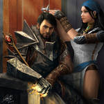 The Temptations Of Serah Hawke by Entar0178