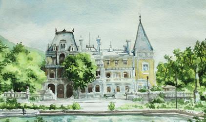 Massandra Palace by Entar0178