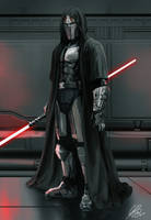 Sith Lord Commission by Entar0178