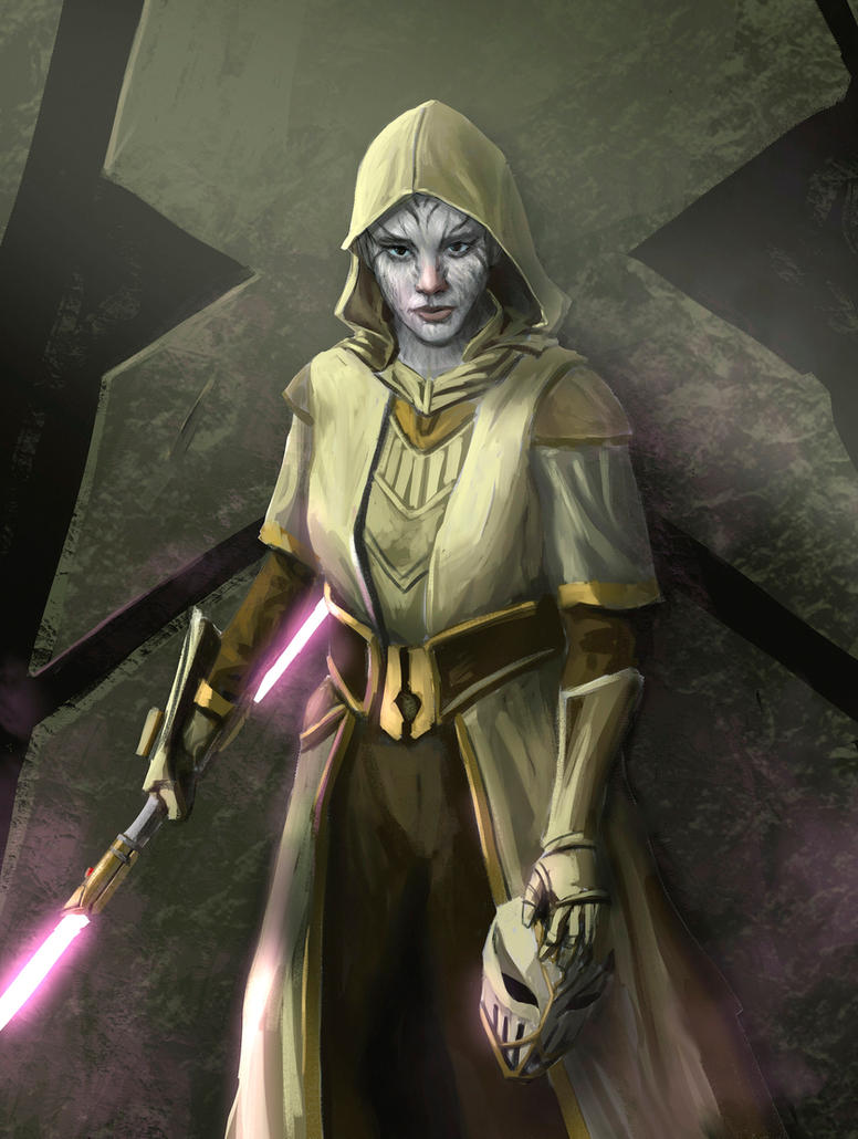 Cathar Jedi Temple Guard by Entar0178