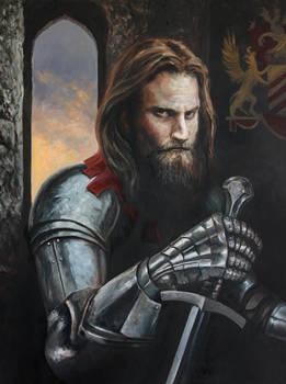 Knight Portrait