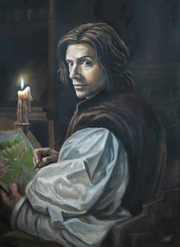Oil Painting Portrait Commission