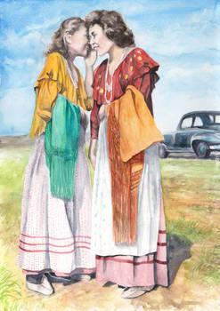 Watercolour Commission