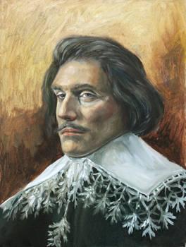 Barend Avercamp Portrait