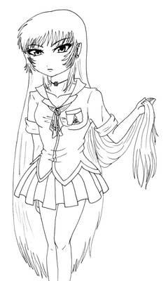 Hana SD Chibi