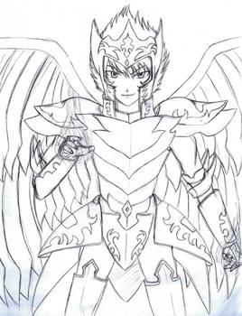 Bennu Kagaho sketch