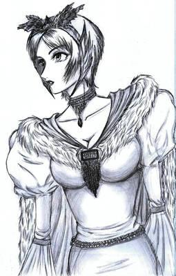 Goddess Marzanna