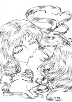Kiss- first version