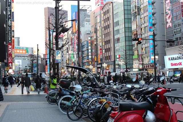 TOKYO CITY by TashaChu