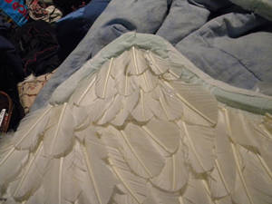 Swan Wings WIP 3