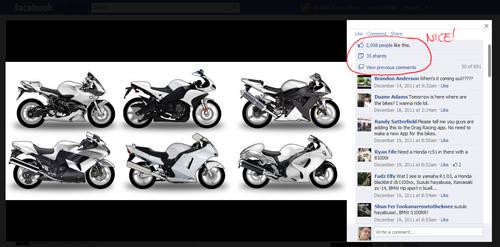 Drag Racing Bike edition Motorcycles