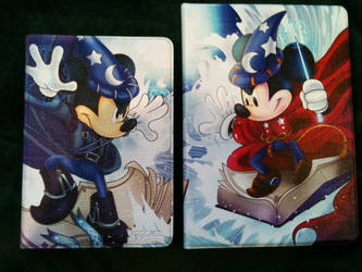Sorcerer Mickey Battle Ipad air and mini covers