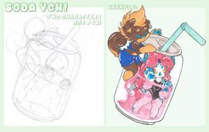 Soda YCH (OPEN) by PrincesArtBlog