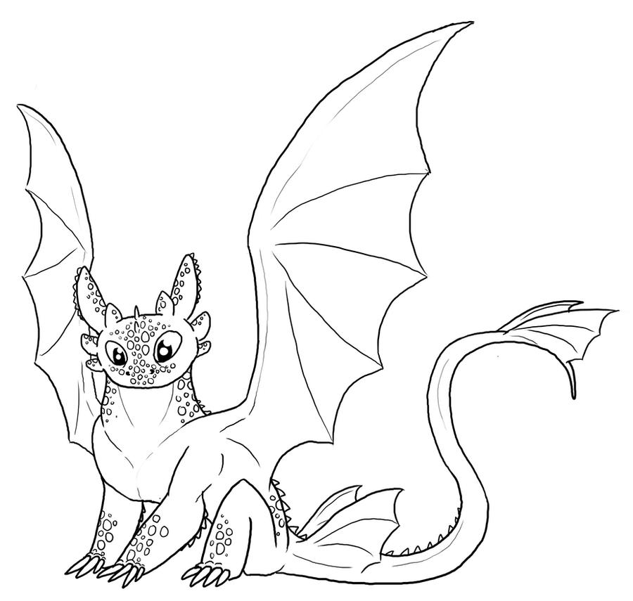 how to draw cute toothless