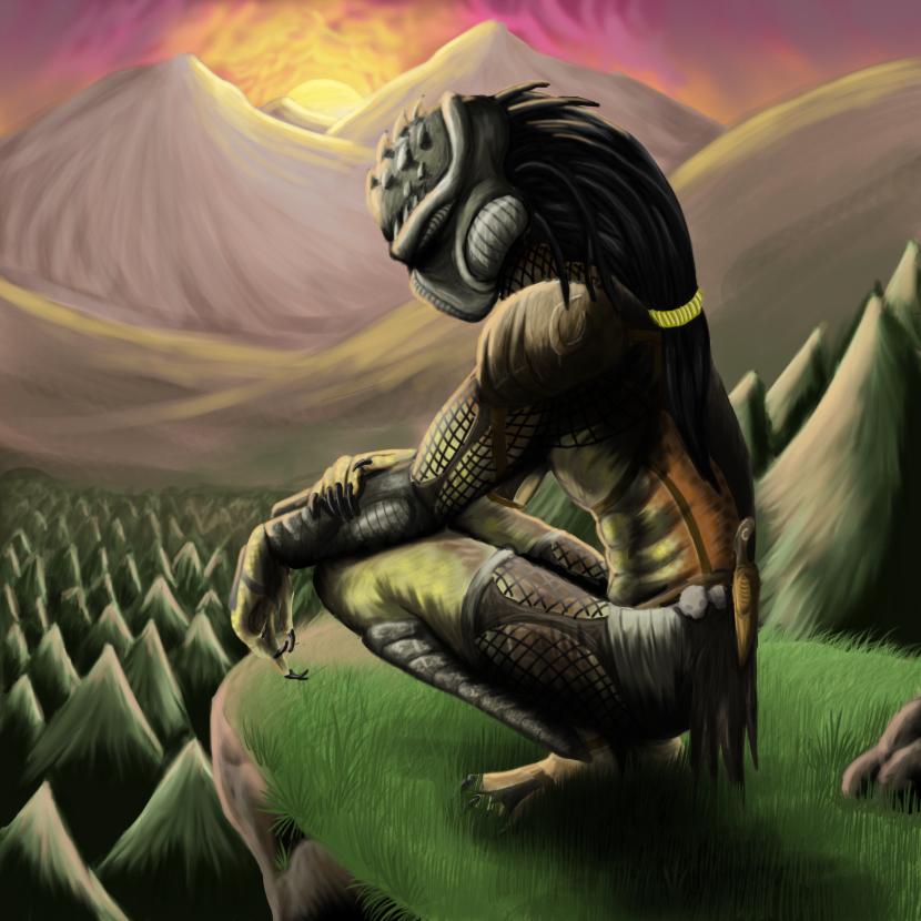 Young Predator by Leafyful on DeviantArt
