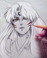 Sesshomaru by HutaChan0708
