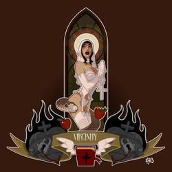 Virginity by PapaNinja