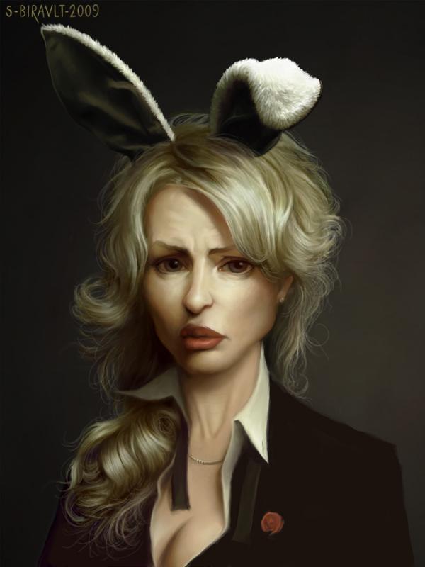 Pamela Bouguereau by PapaNinja