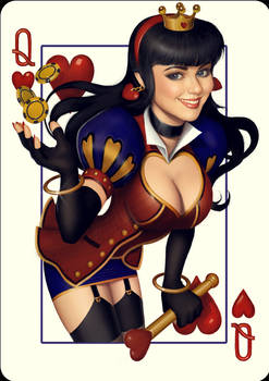 Poker Pin Up 2