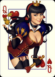 Poker Pin Up 2 by PapaNinja