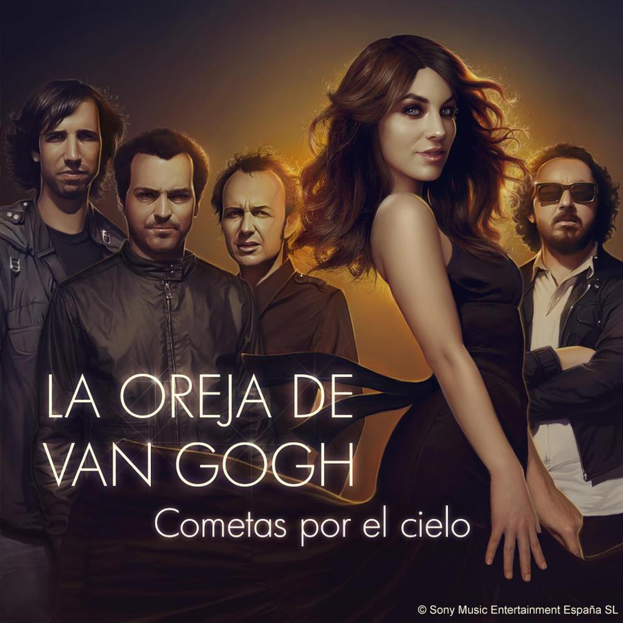 LOVG Album cover by PapaNinja