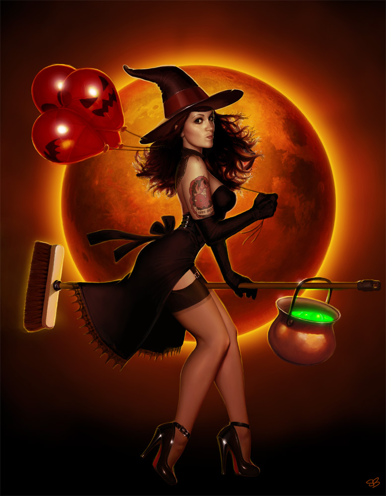 hot halloween wallpapers - photo #46