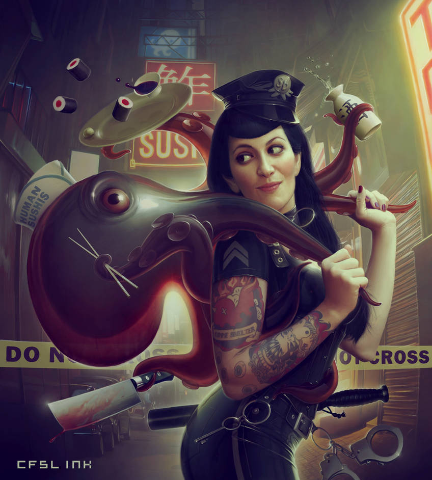 Corpus Delicti - Artbook cover -