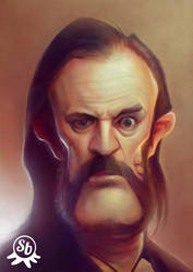 Lemmy (with colours)