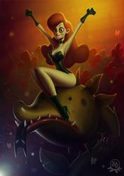 Poison Ivy's revenge
