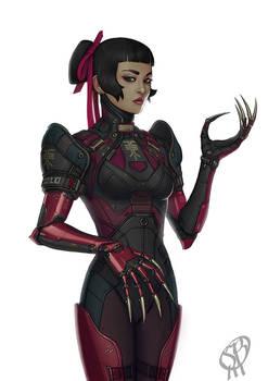 CLAWS body armor