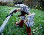 Golzar the barbarian