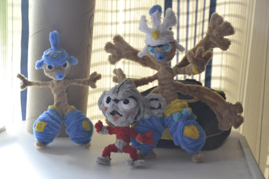 Shiny Medi-family by Leo-tux