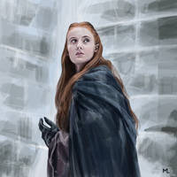 Sansa by blueiguan