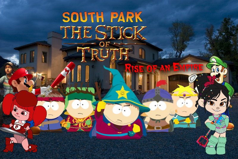 South Park The Stick Of Truth Rise Of An Empire By