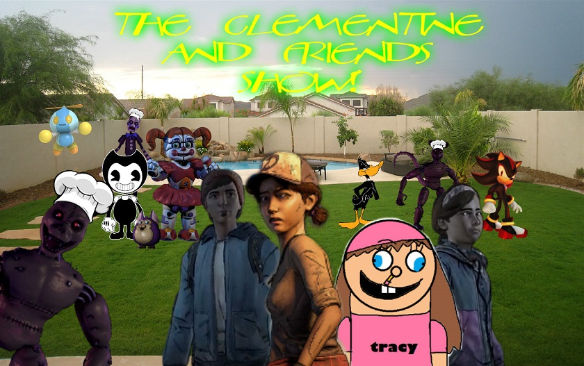 The Clementine and Friends Show! Trailer #2 by jgjr1051
