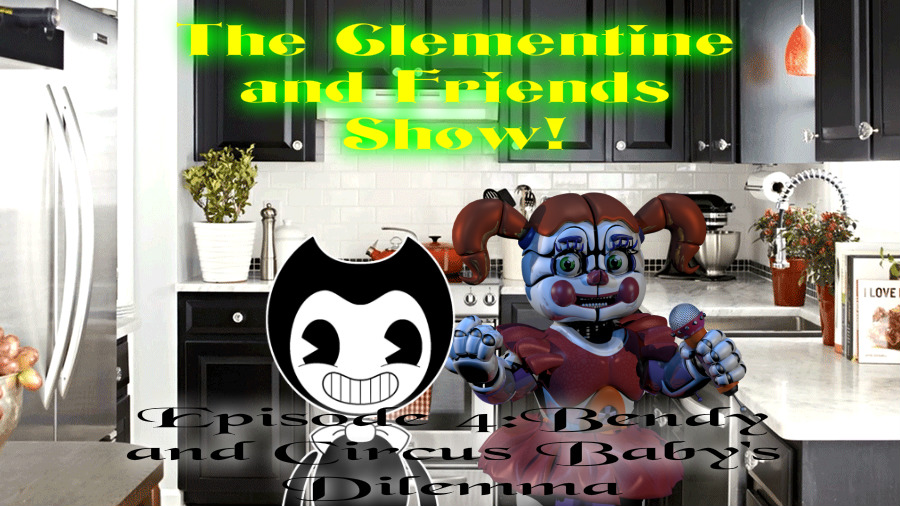 The Clementine and Friends Show! Episode 4 by jgjr1051