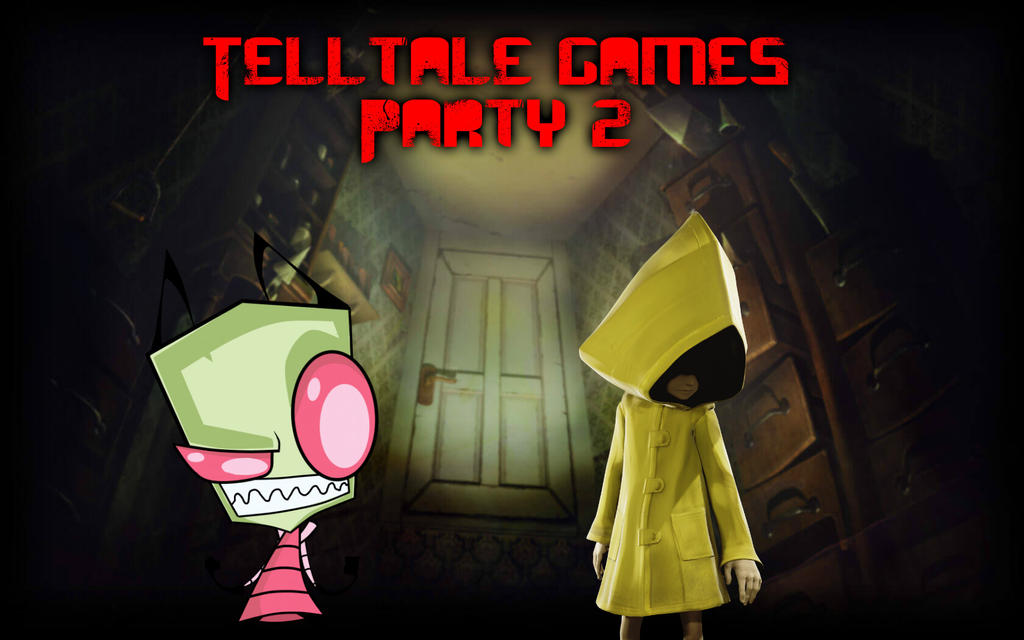 Telltale Games Party 2 Red Band Clip #1 by jgjr1051
