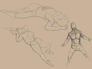 figure drawing practice 1