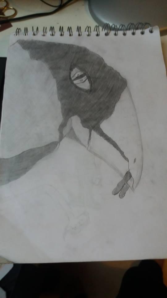 crow by bffgirl06