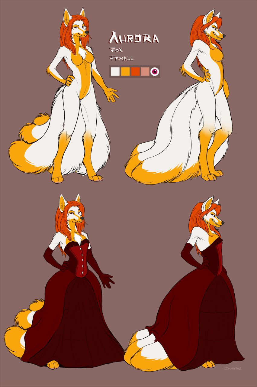 Design Commission #1: Tayushka by SilverDeni