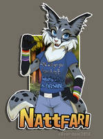 Badge Commission: Imagikey by Synthucard